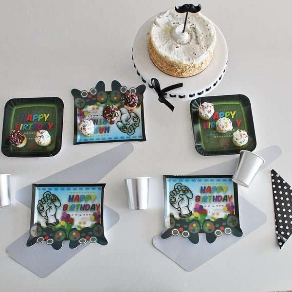 Boys Birthday Party Supplies Miami FL Video Games