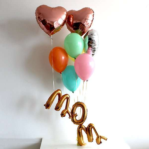Love Mother's Day Bouquet Balloon 11ct